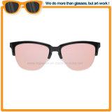 China-Fabrik-Marken-Form-Entwurf Eyewear Metallsonnenbrillen