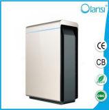 Портативный очиститель воздуха с тч2,5 функционировать с WiFi с пульта дистанционного управления кнопка панели снимите плохой запах свежего воздуха несемьи с помощью очистителя воздуха