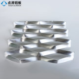 Cutomized durchlöchert PVDF Beschichtung erweiterte Aluminiummetallineinander greifen-Umhüllung
