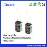 De hete Elektrolytische Condensator van de Verkoop 4.7UF 250V 10000hours