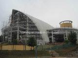 Конструкционной стали пролить здание