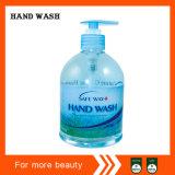 Colada líquida clara sospechada vainilla básica de la mano de la limpieza