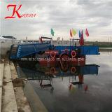Chinesen stellen Wasserpflanzenerntende Maschinerie-/Weed-Ausschnitt-Bagger her
