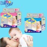 인쇄된 Feature 및 Disposable Diaper Type Baby Diaper Factory