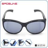 Os óculos de sol de ciclagem ao ar livre da bicicleta do esporte polarizaram óculos de sol de Eyewear dos óculos de proteção