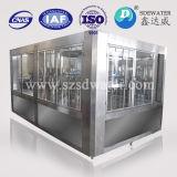 Máquina de rellenar de Shenzhen para el agua potable en botella