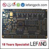 Доска PCB двойного слоя для LCD Displayer