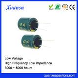 Hoge Frequentie van de Condensator van China 63V 47UF de Elektrolytische
