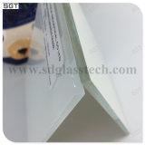 6mm台所Backsplashesのための超明確か低い鉄ガラス