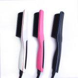 Pinceau magique de la vapeur électrique Styler® ghd Hair Straightener cheveux numérique Peigne lissant