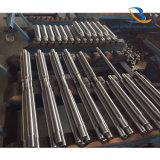 Ck45 поршень покрынный кромом штанга для гидровлического цилиндра поршеня