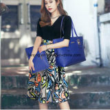 Bw1-159 Three-Part New-Kit Fashion Handbag Shoulder Messenger Bag Ladies Bag