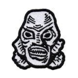 El emblema de la tapa de parche bordado de prendas de vestir para recoger regalos (YB-pH-66)