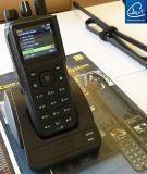 Gps-informieren Hand-UHFlautsprecherempfänger mit GPS-Standort Funktion