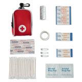 Erste-Hilfe-Ausrüstung mit kundenspezifischem Firmenzeichen für im Freien