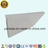 Los paneles de techo de aluminio del panal del color blanco perforado