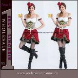 Halloween 성숙한 섹시한 맥주 하녀 공상 바바리아 당 복장 (8926)