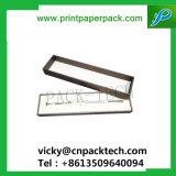 Lujo personalizado impreso sobre papel hecho a mano joyas / regalo / corona / Collar de verificación