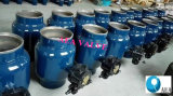 Natural Gas에 있는 러시아 GOST Carbon Steel Fully Welded Body Floating Ball Valve
