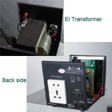 1000va 릴레이 유형 디지털 표시 장치 자동 전압 조정기