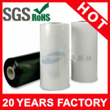 LLDPE 플레스틱 필름 기계 사용 수축 뻗기 포장