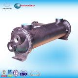 Высокое давление SUS304 корпус из нержавеющей стали и трубопровод теплообменника