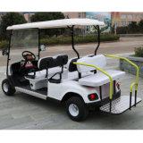 新しいモデル6のSeaterの販売の電気ゴルフカートの手段