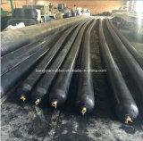 Globo de goma para la construcción concreta de las alcantarillas del tubo