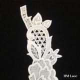 шнурок утески шикарного молока 30*38cm Wedding Silk с цветками способа и уравновешивание шнурка шеи сетей треугольника для одевать вспомогательное оборудование Hml8595