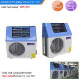 Warmtepomp met ZonneCollector 4.2kw 5.2kw 7.3kw