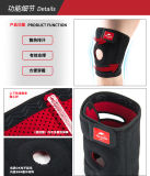 1PC rinforzano il Kneepad con la molla per le donne dell'uomo che arrampicano il menisco Kneelet di pallacanestro di protezioni della rotula di guida della bicicletta grande