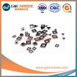 Dnmg1504 CNCのIndexable炭化タングステンの挿入
