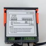 Multicanal de 220V el controlador de temperatura de piezas de equipos de refrigeración