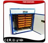 L'élevage de volailles de l'oeuf de poule Auto 1000 Incubateur Machine d'écloserie