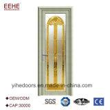 주문을 받아서 만들어진 크기 사무실 유리제 문 알루미늄 여닫이 문 가격
