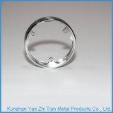 Usinage de précision des pièces en aluminium avec parties mobiles