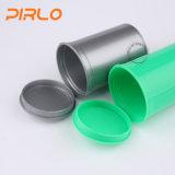 (50ml、80ml、120ml、240ml)カラープラスチック薬瓶の破裂音の上の空の管の薬のびん