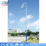保証2年ののスマートなリチウム電池の太陽街灯