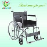 固定Armrestおよび足台の高さSlv-D4031のFoldable車椅子