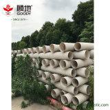 Double-Wall гофрированную трубку ПВХ размеров за стопорное стены для продажи
