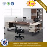 Stazione di lavoro di legno delle forniture di ufficio E1 divisorio dell'ufficio da 120 gradi (HX-6M173)