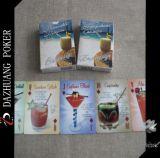 Карточки сувенира Болгарии играя на еде и пить