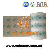 Papier de soie de soie estampé par Mf sans acide de papier d'emballage de cadeau