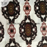 Disegno regolare del tessuto del jacquard 2016 per le tende (FTH30002)
