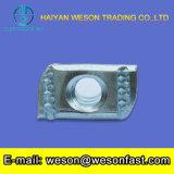Écrou de ressort en acier inoxydable 304 pour la machine et l'écrou hexagonal