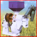 Sn arroz Whitener rodillo de hierro horizontal