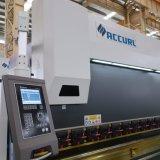 Machine à cintrer hydraulique pour l'acier et la plaque d'acier inoxydable