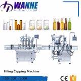 Máquina de enchimento automática da pasta do petróleo do creme do mel