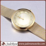 Nova marca de moda mulheres Relógios de pulso causal da correia de malha misturar corresponder Luxury vestido feminino relógio de quartzo Senhoras relógio de pulso
