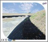 -1.7de 1mm mm de espesor de Plástico PP/HDPE Geocells pendiente para el Control de erosión